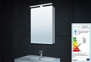Gäste Wc Spiegel Mit Beleuchtung : alu led licht badzimmer spiegelschrank badschrank badm bel ~ A.2002-acura-tl-radio.info Haus und Dekorationen
