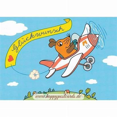 Gratulations Maus Der Sendung Mit Airplane Mouse