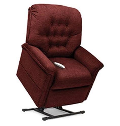 med lift 5200 wall hugger petite reclining lift chair