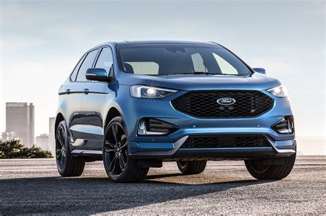 2019 ford suv 2019 ford edge st look performance suv you