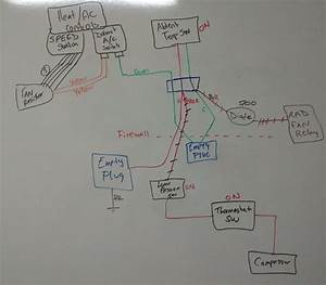Vw Rabbit Forum  U0026quot  A  C Wiring Diagram Help U0026quot  Volkswagen