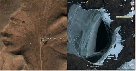 13 Weird And Mysterious Satellite Photos That Nobody Can ...