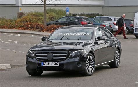 future cars  mercedes benz  class hits  middle