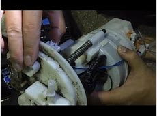 How to replace Fuel Level Sensor of 2007~09 Hyundai Santa