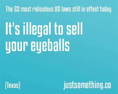 weird  crazy  laws   effect today