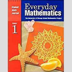 Everyday Math Math Journal Grade 3 Volume 1 Max Bell, Amy Dillard, Andy Isaacs, James Mcbride