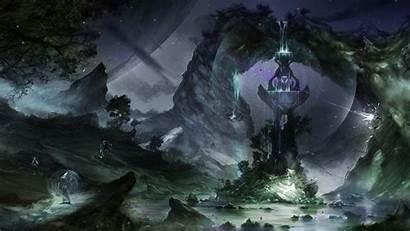 Magic Wallpapers Magician Fantasy Desktop Wizard Mage