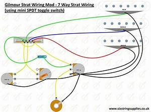Wiring Diagram For Gilmor Wiring Mod Stratocaster