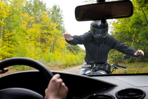 Avoid These Common Types Motorcycle Accidents