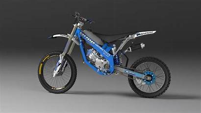 Moto Dirt Motorcycles Cad Solidworks 3d Gear