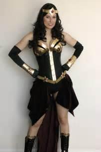 Steampunk Wonder Woman Cosplay