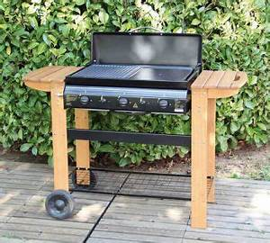 Barbecue Gaz Et Charbon : barbecue gaz 3 br leurs somagic missouri plancha gril ~ Dailycaller-alerts.com Idées de Décoration