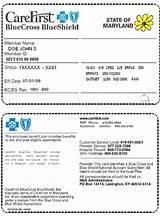 Blue Cross Blue Shield Maryland Claims Address Photos