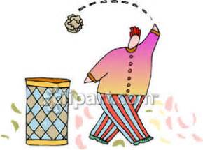 Throwing Garbage Clipart (56+)