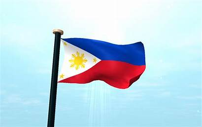 Flag Philippines Philippine Vertical Wallpapers Android 3d