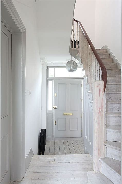 Ideas In Grey by White Washed Staircase Wray Crescent N4 Light Locations