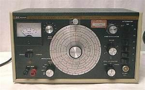 B U0026k Precision E200d Rf Signal Generator Instruction Manual