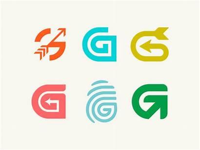 Logos Six Dribbble Brand Icon Favorite Artboard