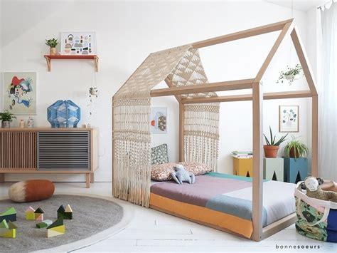cabane chambre fille lit cabane maison du monde segu maison