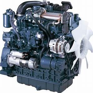 Kubota V2607mdit Engine For T590 Bobcat Tier 4  7141593