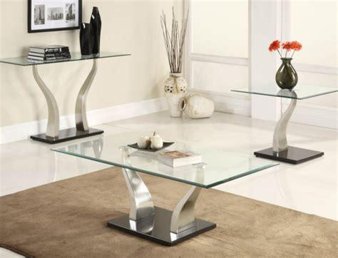 couchtisch glas design laesst jedes wohnzimmer zur