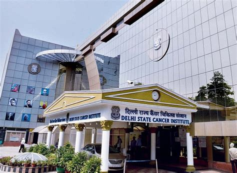 delhi state cancer institute offers  expensive high