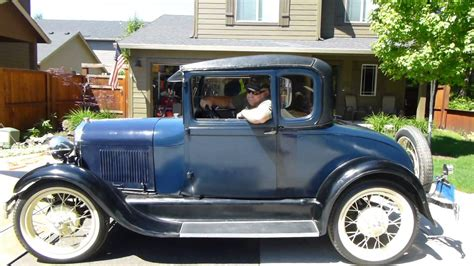 1928 Ford Model A by Ford 1928 Model A Special Coupe