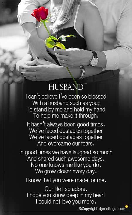 anniversary poem  husband