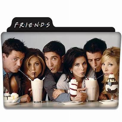 Friends Icon Tv Folder Series Deviantart Dyiddo