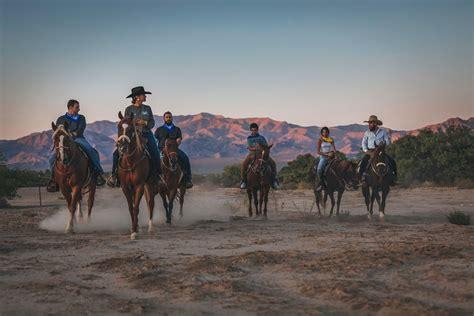 vegas riding las horseback svr trail near rides ranch sandy valley
