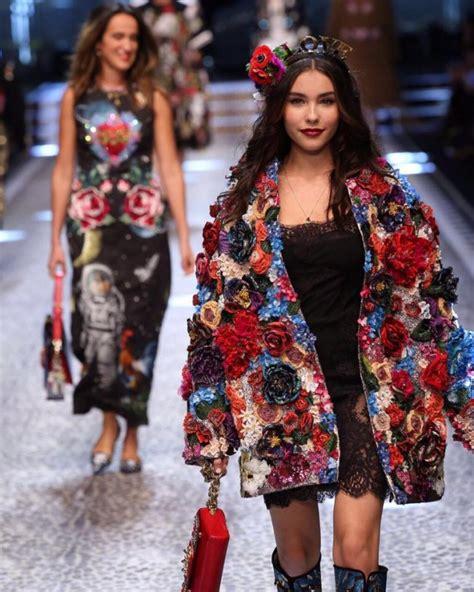 Dolce E Gabbana Ufficio Sta - sfilata dolce gabbana fw 2017 18 rinascimento