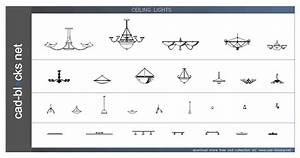 Outdoor lighting cad symbols