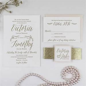 invitation letterpress choice image invitation sample With calligraphy wedding invitations software