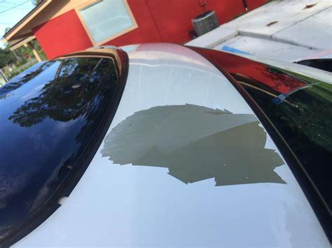 honda pilot paint chipping  complaints