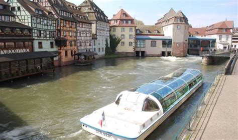 Bateau Mouche Colmar by Week End Bons Plans Strasbourg Avec Balade En B 226 Teau