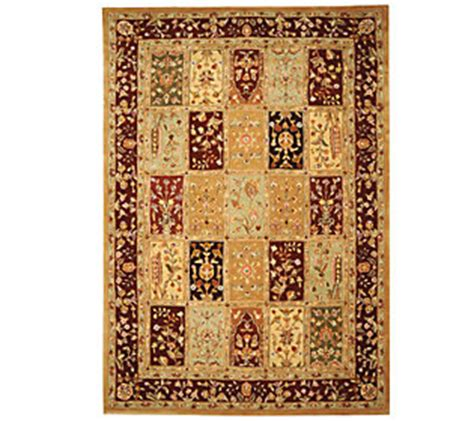 royal palace rugs royal palace antique kirman panel 8x116 handmade wool rug