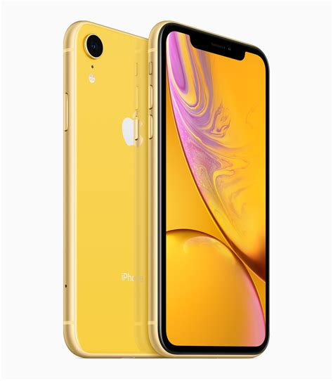 Iphone Xr Release Date, Price & Specs  Macworld Uk