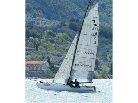 Catamaran Twist A Vendre by Tornado Sport Marstrom In Lazio Catamaran Sailboat Used