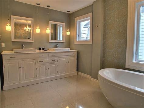 cuisine et bain salle de bain avec verriere maison design bahbe com