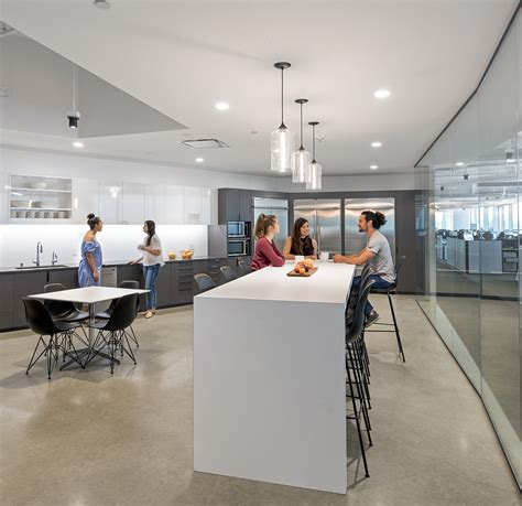 Office In by A Tour Of Clique Media S Sleek Los Angeles Office