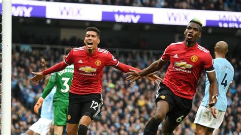 Manchester City vs Manchester United player ratings: Paul ...