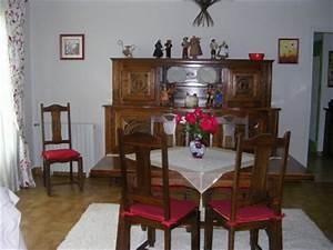 decoration salle a manger champetre With photo deco terrasse exterieur 2 deco salle 224 manger tapisserie
