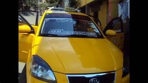 2010 Kia Rio Xcite Taxi