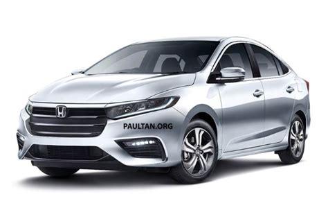 Honda New 2020 by Honda City 2020 Hybrid