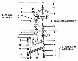 Snapper Zf7301m Parts List And Diagram   Ereplacementparts Com