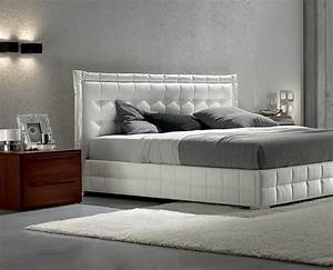 White Bedroom Brown Furniture | Raya Furniture