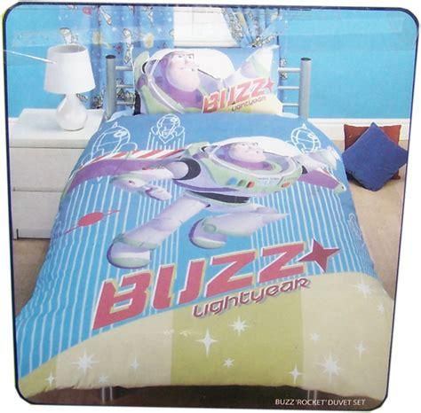 parure housse de couette 135 x 200 taie story buzz plushtoy