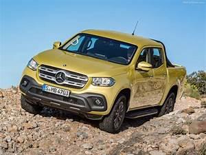 Classe X Mercedes : mercedes classe x quand pick up rime avec premium ~ Mglfilm.com Idées de Décoration
