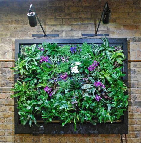 vertikaler garten diy vertikaler garten gestalten sie ihr zuhause mit pflanzen