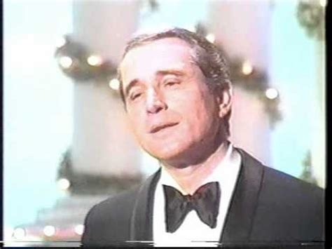 perry como oh holy night perry como home for the holidays listen and discover